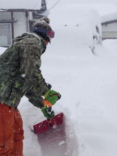 雪の写真・画像素材[348187]