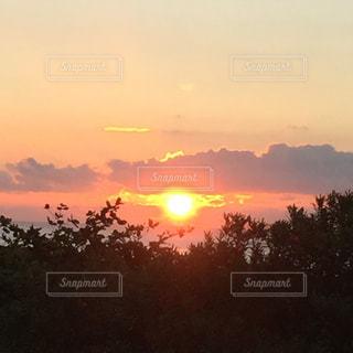 夕日の写真・画像素材[347931]