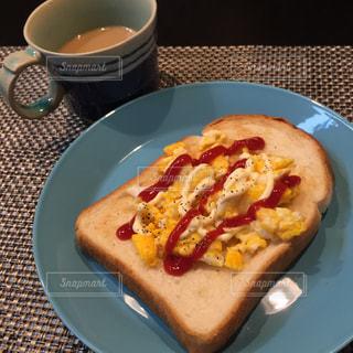 朝食の写真・画像素材[348189]