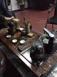 お茶の写真・画像素材[347947]