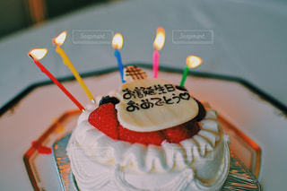 ケーキの写真・画像素材[1133856]