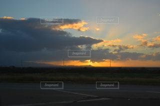空の雲の写真・画像素材[1757719]