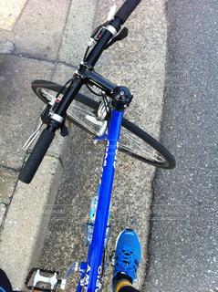 自転車の写真・画像素材[350678]