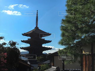 八坂の塔の写真・画像素材[748477]