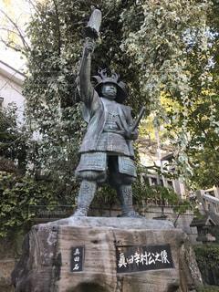 真田幸村像の写真・画像素材[1067004]