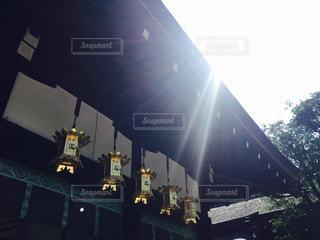 神社の写真・画像素材[348781]