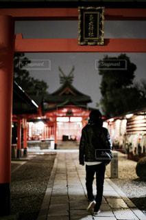 夜の写真・画像素材[350362]
