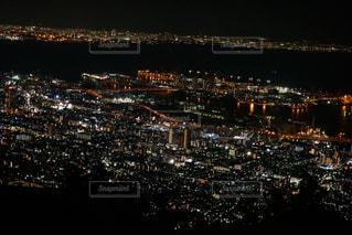 夜景の写真・画像素材[350372]