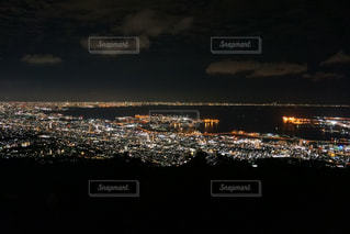 夜景の写真・画像素材[350373]