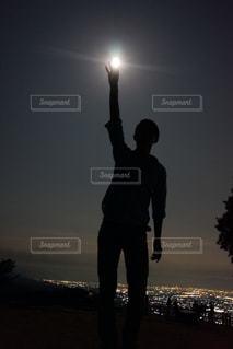 夜景の写真・画像素材[350419]