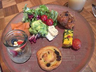 朝食の写真・画像素材[355623]