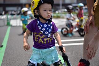 ストライダー 練習 大会 幼児 子供の写真・画像素材[353292]