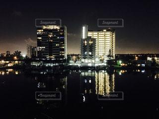 夜の写真・画像素材[349373]