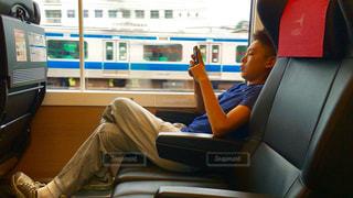 電車の写真・画像素材[349390]