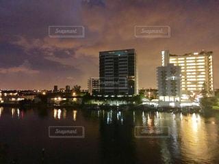 夜の写真・画像素材[349391]