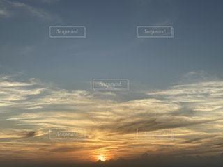 空の雲の写真・画像素材[2830165]