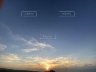 空の雲の写真・画像素材[2830167]