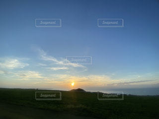 空の雲の写真・画像素材[2830164]