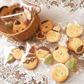 お菓子,クッキー,バレンタイン,手作り,手作りお菓子,ホワイトデー,顔クッキー