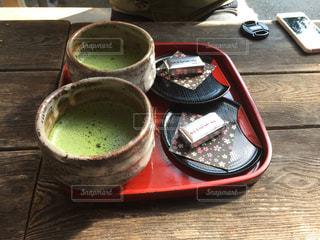 抹茶の写真・画像素材[353410]