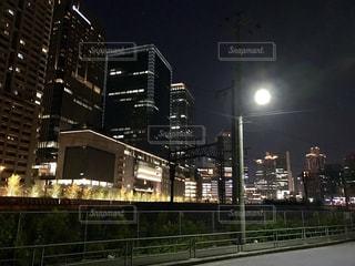 夜景の写真・画像素材[350723]