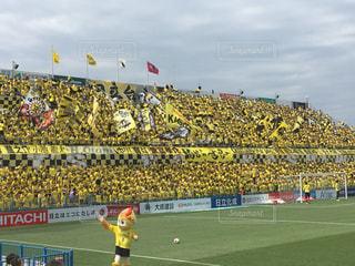 サッカーの写真・画像素材[464902]