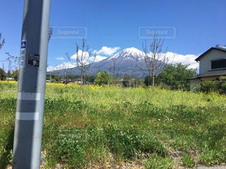 富士山の写真・画像素材[522533]