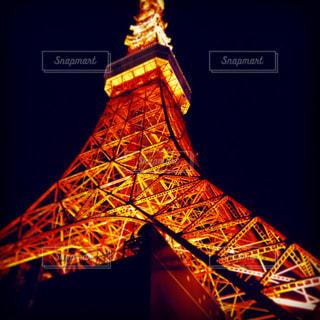 東京タワーの写真・画像素材[389346]