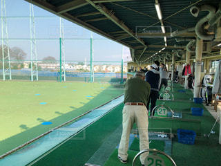 ゴルフの写真・画像素材[1062025]