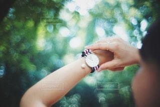 時計 腕時計の写真・画像素材[9624]