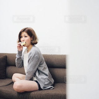 女性の写真・画像素材[9518]