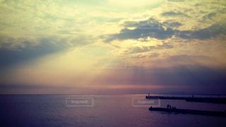 海,空,夕日,夜,夕焼け,旅行,江ノ島,かまくら,湘南,鎌倉,神奈川,烏帽子岩,エボシ岩