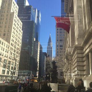 ニューヨークの写真・画像素材[351578]