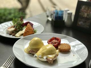 朝食の写真・画像素材[351584]