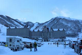 冬の写真・画像素材[353670]
