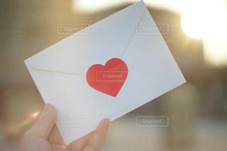 手紙で告白の写真・画像素材[792105]