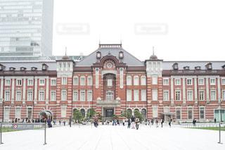 綺麗になった東京駅の写真・画像素材[1093312]