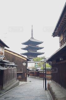 八坂の塔の写真・画像素材[1502682]