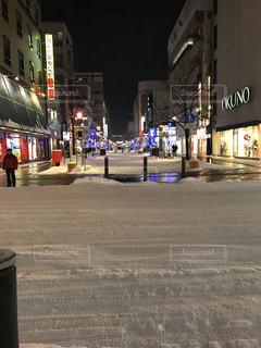 旭川、北海道、イルミネーション、建築物、都市、街並み、生活、環境の写真・画像素材[352520]