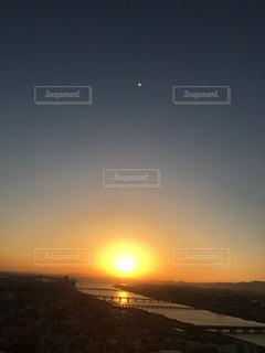 夕景の写真・画像素材[353319]