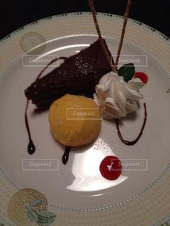 ケーキの写真・画像素材[378518]
