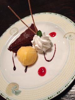 ケーキの写真・画像素材[378520]