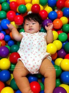 子供の写真・画像素材[358620]