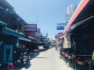 タイの街並みの写真・画像素材[1120577]