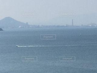 水体の大型船の写真・画像素材[1080818]