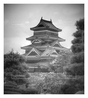松本城の写真・画像素材[1022803]