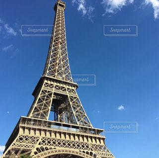 パリのエッフェル塔の写真・画像素材[1262052]