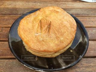 ニュージーランド名物のパイの写真・画像素材[2113710]