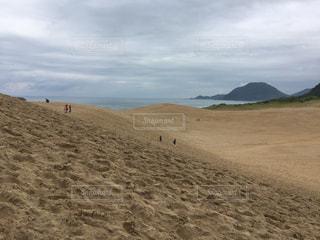 鳥取砂丘の写真・画像素材[2257148]