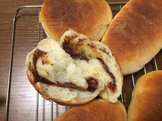 パン作り チョコパンの写真・画像素材[3121246]